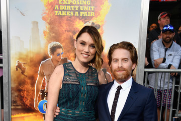 Seth Green Premiere Of Warner Bros. Pictures' 'CHiPS' - Arrivals