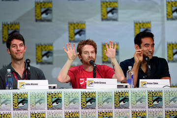 "Seth Green FOX's ""Family Guy"" Panel - Comic-Con International 2014"