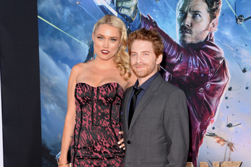 "Seth Green Premiere Of Marvel's ""Guardians Of The Galaxy"" - Arrivals"
