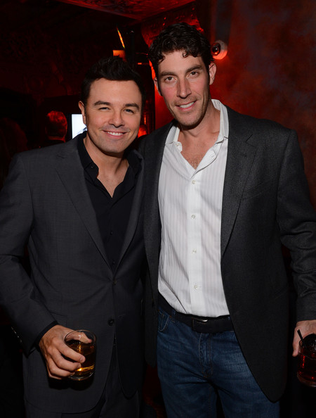 Seth MacFarlane and John Viener Photos Photos - Zimbio