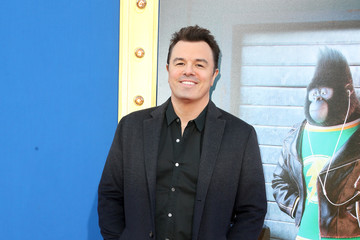 Seth MacFarlane Premiere of Universal Pictures' 'Sing' - Arrivals