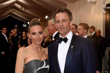 Seth Meyers 'China: Through The Looking Glass' Costume Institute Benefit Gala - Arrivals