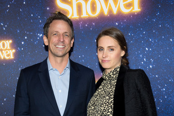 Seth Meyers Alexi Ashe 'Meteor Shower' Opens on Broadway