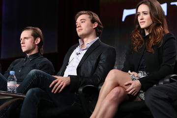 Seth Numrich 2014 Winter TCA Tour - Day 3
