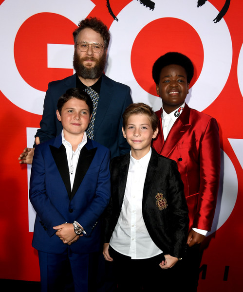 Premiere Of Universal Pictures' 'Good Boys' - Red Carpet