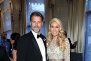Slade Smiley (L) and Gretchen Rossi attend the Seventh Biennial UNICEF Ball: Los Angeles on April 14, 2018 in Beverly Hills, California.