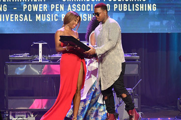 Sevyn Streeter ASCAP 2017 Rhythm & Soul Music Awards - Inside