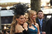 Sarah Jessica Parker and Kristin Davis Photos Photo