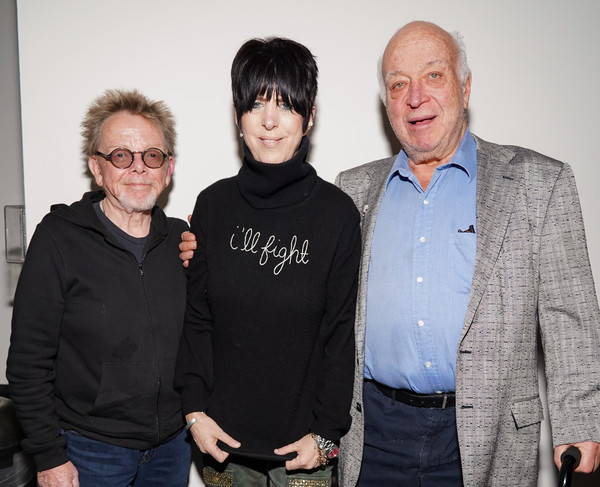 The Songwriters Hall Of Fame Presents A Conversation With 2019 Oscar-Nominated Songwriters [songwriters hall of fame presents a conversation with 2019 oscar,event,eyewear,vision care,glasses,songwriters,paul williams,oscar,seymour stein,diane warren,songwriters hall of fame,l,season,vip reception]