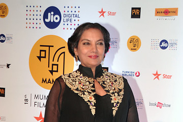 Shabana Azmi Jio MAMI 18th Mumbai Film Festival Opening Ceremony at the Royal Opera House