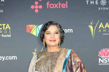 Shabana Azmi 7th AACTA Awards Presented by Foxtel | Red Carpet