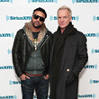 Shaggy Sting and Shaggy on SiriusXM's The Joint Channel