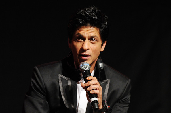 Shahrukh+Khan in Shahrukh Khan - Q & A: The 5th International Rome Film Festival