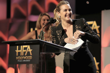 Shailene Woodley 21st Annual Hollywood Film Awards - Backstage and Audience