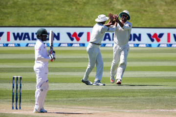Shakib Al Hasan New Zealand v Bangladesh - 2nd Test: Day 4
