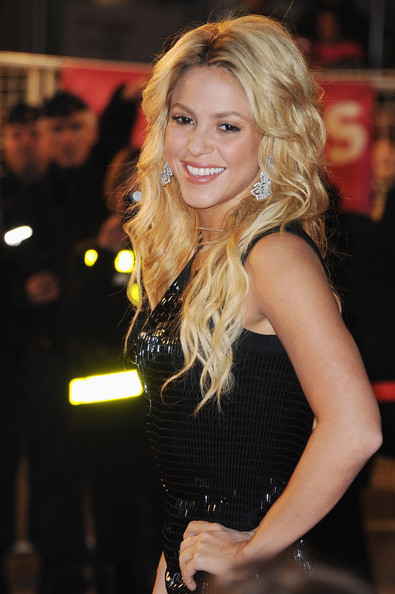 Shakira Singer Shakira attends the NRJ Music Awards 2011 on January 22, 2011 at the Palais des Festivals et des Congres in Cannes, France.