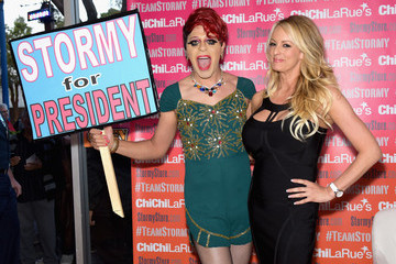 Sham Ibrahim Stormy Daniels Fan Meet And Greet