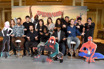 Shameik Moore Photo Call For Sony Pictures Releasing's 'Spider-Man: Into The Spider-Verse'
