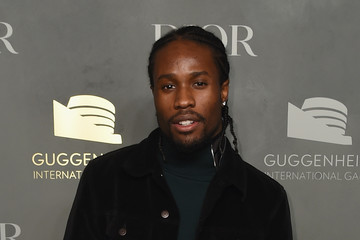 Shameik Moore 2017 Guggenheim International Pre-Party Made Possible by Dior