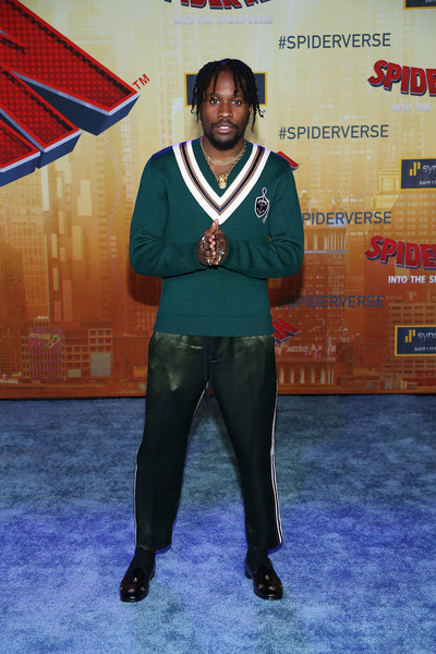 World Premiere Of Sony Pictures Animation And Marvel's 'Spider-Man: Into The Spider-Verse' - Arrivals