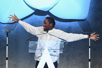 Shameik Moore Accessories Council Celebrates The 21st Annual Ace Awards - Inside
