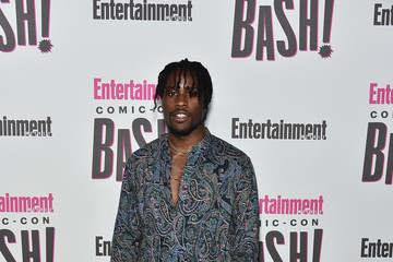 Shameik Moore Entertainment Weekly Hosts Its Annual Comic-Con Party At FLOAT At The Hard Rock Hotel In San Diego In Celebration Of Comic-Con 2018 - Arrivals
