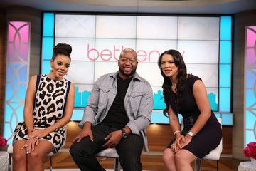 Shamicka Lawrence Bethenny Hosts Kellie Pickler, Angela Simmons, Sherrod Small, Shamicka Lawrence