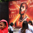 Shanae Williams Mural Of Hip-Hop Artist DMX Unveiled At Public Housing Complex Where He Once Lived