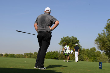 Shane Lowry DP World Tour Championship - Day One