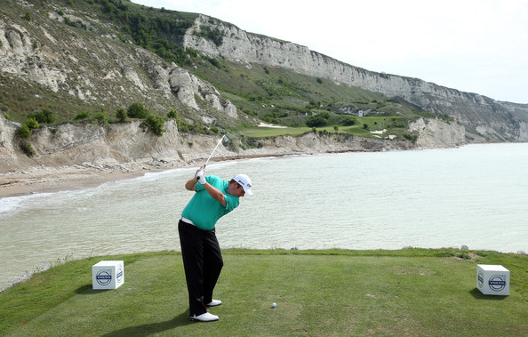Volvo World Match Play Championship: Day 3 []