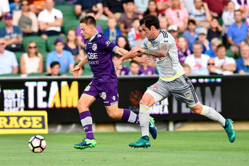 Shane Lowry A-League Rd 14 - Perth v Wellington