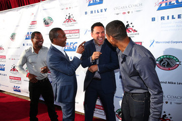 Shane Mosley Shane Mosley Jr 5th Annual 'Big Fighters, Big Cause' Charity Boxing Night