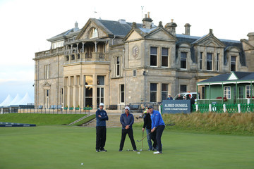 Shane Warne Alfred Dunhill Links Championship - Previews