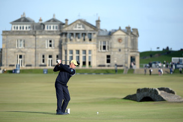 Shane Warne Alfred Dunhill Links Championship: Day 1