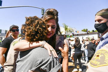 """Shangela Mayor Lindsey P. Horvath And Lady Gaga Declare """"Born This Way Day"""" In The City Of West Hollywood"""