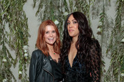 Actress JoAnna Garcia Swisher and Shani Darden attend the Shani Darden Studio opening on June 06, 2019 in Beverly Hills, California.