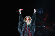 Shania Twain Performs in Concert in NYC