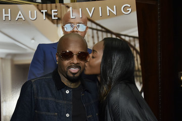 Shaniah Mauldin Haute Living Honors Jermaine Dupri's Induction Into The Songwriters Hall Of Fame