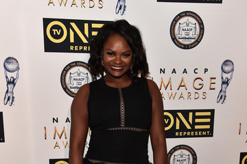 Shanice Williams 47th NAACP Image Awards Non-Televised Awards Ceremony