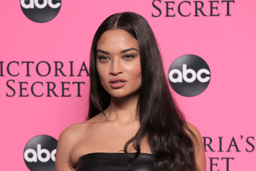 Shanina Shaik Victoria's Secret Viewing Party - Arrivals