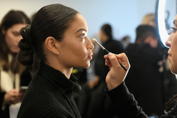 Cong Tri - Backstage - February 2019 - New York Fashion Week: The Shows