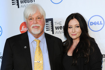 Shannen Doherty Arrivals at the 18th Annual Webby Awards