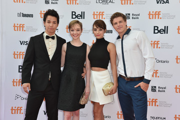 "Shannon Kook ""The Drop"" Premiere - 2014 Toronto International Film Festival"