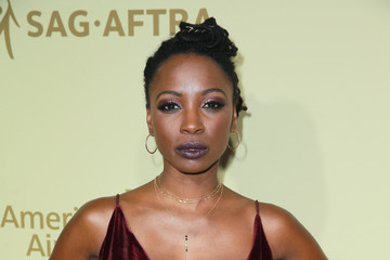 Shanola Hampton The Hollywood Reporter And SAG-AFTRA Inaugural Emmy Nominees Night Presented By American Airlines, Breguet, And Dacor - Red Carpet