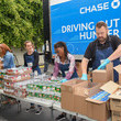 Shanola Hampton Feeding America And Los Angeles Regional Food Bank Team Up To Host A Special Volunteer Event For Mother's Day