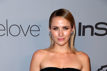 Shantel VanSanten The 2018 InStyle and Warner Bros. 75th Annual Golden Globe Awards Post-Party - Red Carpet