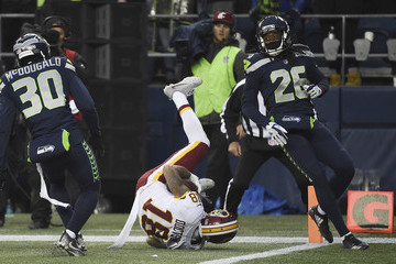 Shaquill Griffin Washington Redskins v Seattle Seahawks
