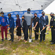 Shaquille O'Neal Pepsi Stronger Together Kicks Off With Orlando Magic And Shaquille O'Neal Foundation At Harbor House Of Central Florida