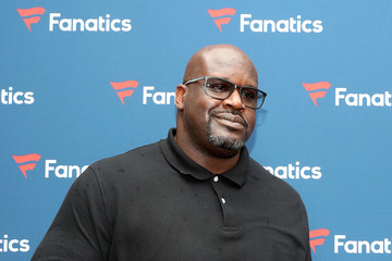 Shaquille O'Neal Fanatics Super Bowl Party - Arrivals