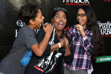 Shar Jackson The Queen Mary's Dark Harbor Media Night 2016